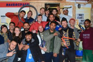 Equipe Maker space